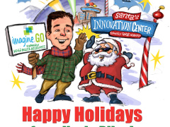 Happy Holidays from imagine.GO