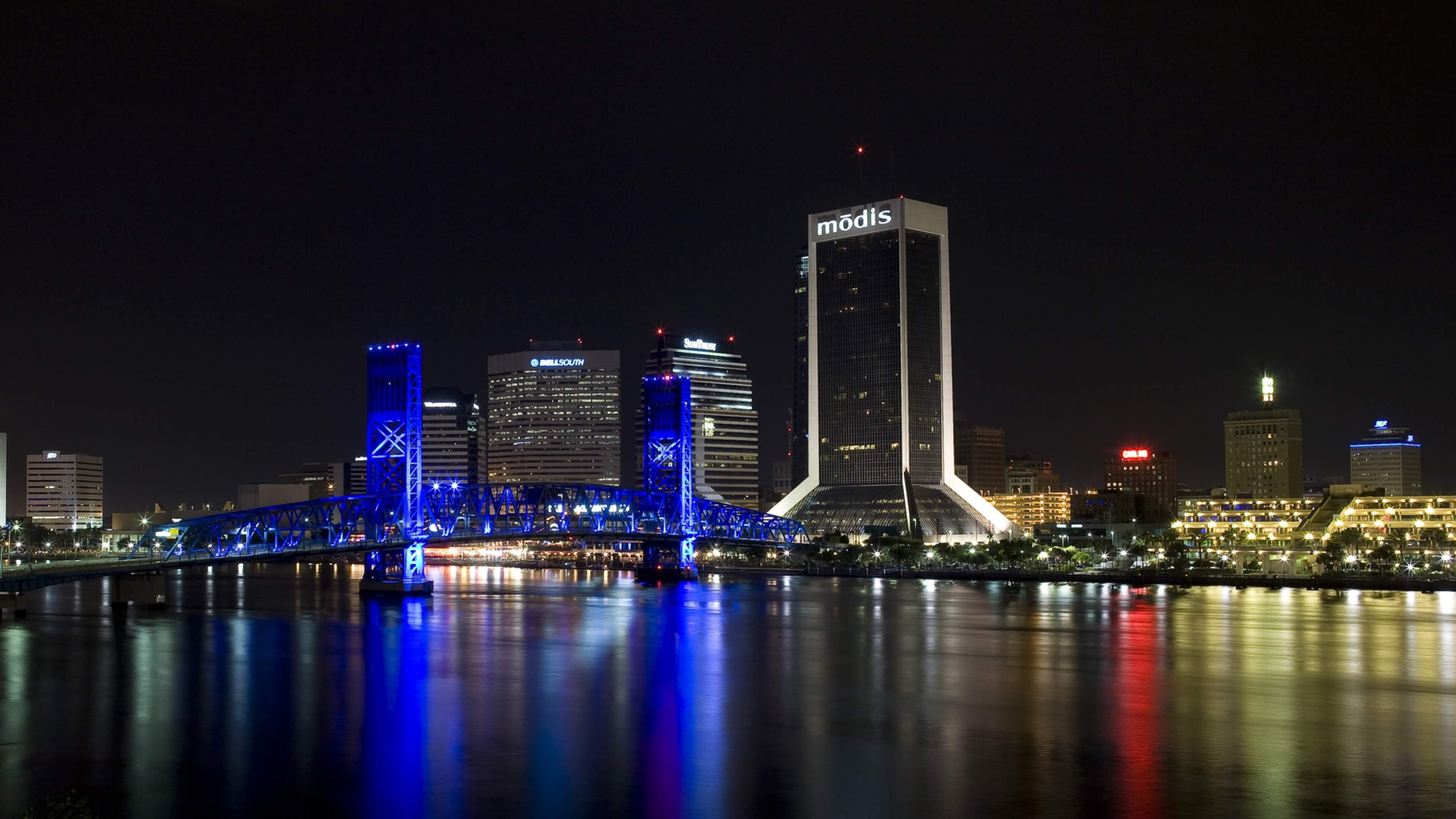 Jacksonville Downtown